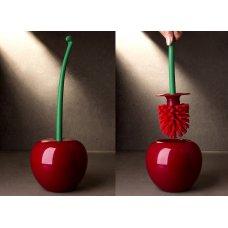 Ёршик туалетный Qualy Cherry