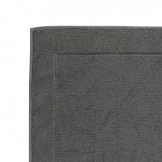 Коврик для ванной Tkano Essential 50х80 см темно-серый