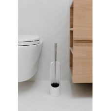 Ёршик туалетный Umbra Touch белый