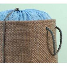 Мягкая корзина для белья и детских игрушек Casy Home 38х47 см
